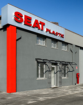 Seat Plastic